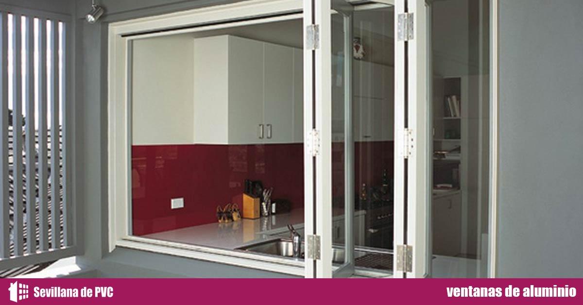 Sevillana de pvc ventanas de aluminio en sevilla for Ventanas de aluminio en sevilla